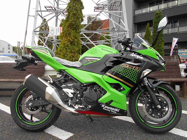 ニンジャ250 【新車在庫あり】即納可能です! Ninja250 KRT 1枚目【新車在庫あり】即納…
