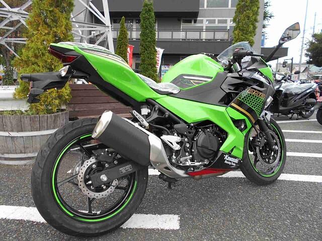 ニンジャ250 【新車在庫あり】即納可能です! Ninja250 KRT 3枚目【新車在庫あり】即納…