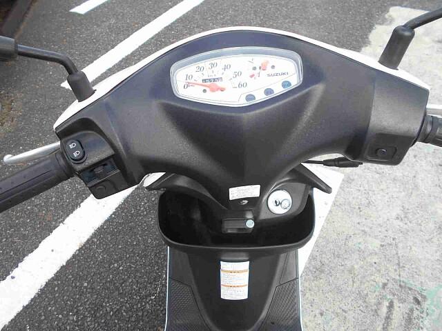 アドレスV50 (4サイクル) アドレスV50 6枚目アドレスV50