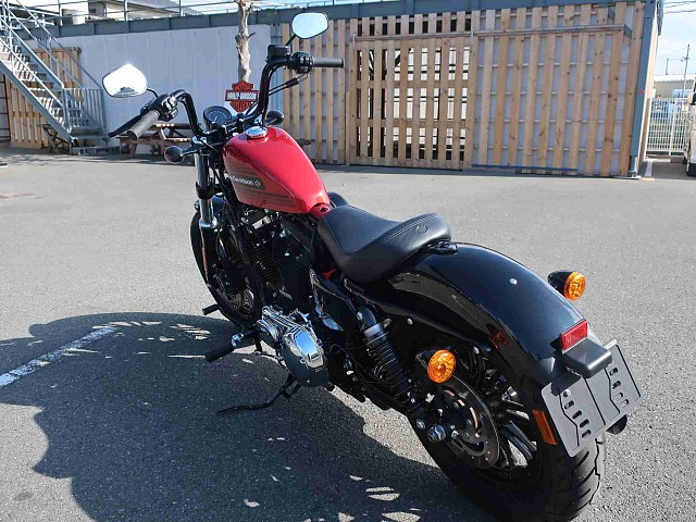 XL1200XS SPORTSTER FortyEight Special XL1200XS 4枚目…