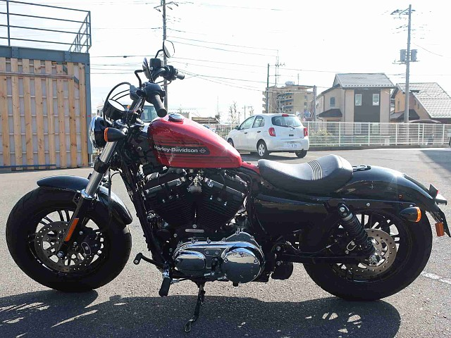 XL1200XS SPORTSTER FortyEight Special XL1200XS 5枚目…