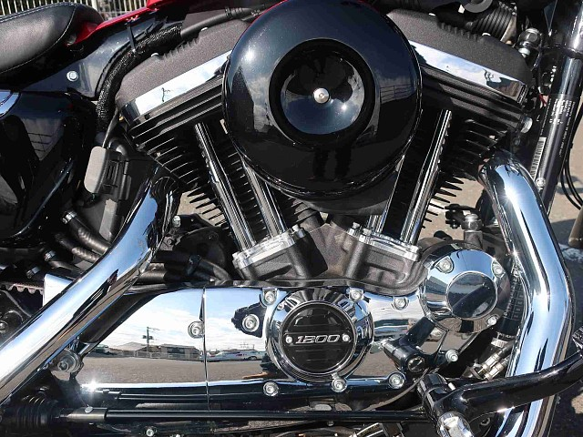 XL1200XS SPORTSTER FortyEight Special XL1200XS 8枚目…