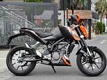 125DUKE/KTM 125cc 神奈川県 ユーメディア 小田原