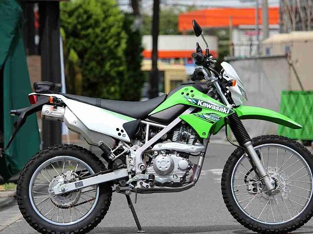 KLX125 KLX125 1枚目KLX125