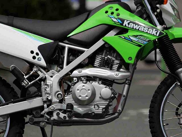 KLX125 KLX125 3枚目KLX125