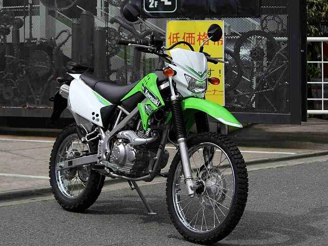 KLX125 KLX125 5枚目KLX125