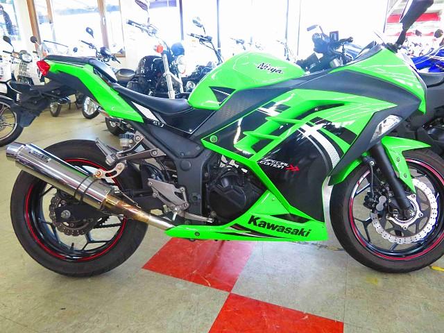 ニンジャ250 Ninja250 SE ABS 1枚目Ninja250 SE ABS