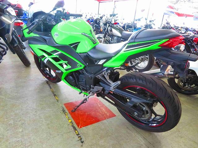 ニンジャ250 Ninja250 SE ABS 7枚目Ninja250 SE ABS