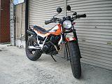 TW225E/ヤマハ 225cc 大阪府 バイクショップLU☆STER(ラスター)
