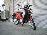 クロスカブ110/ホンダ 110cc 大阪府 BIKE SHOP LU☆STER(ラスター)