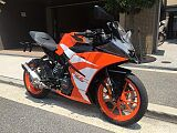 RC125[アールシー]/KTM 125cc 大阪府 モトスポーツ グラッド
