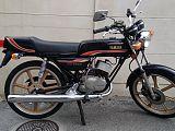 RD50/ヤマハ 50cc 兵庫県 明石サイクル
