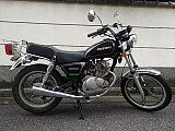 GN125/スズキ 125cc 兵庫県 明石サイクル