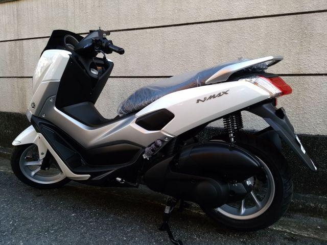 NMAX 155 おすすめ!NMAX155 ABS EUR仕様!