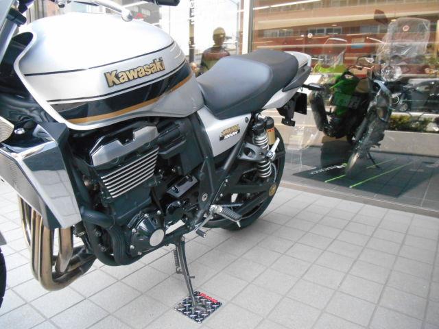 ZRX1200ダエグ ETC整備付