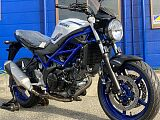 SV650/スズキ 650cc 山形県 SUZUKI MOTORS