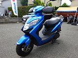 SWISH LIMITED/スズキ 125cc 山形県 SUZUKI MOTORS