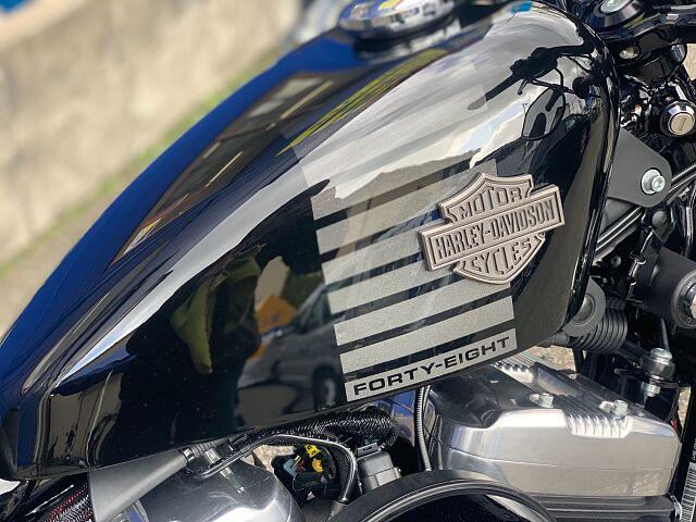 XL1200X SPORTSTER FortyEight 【新車1オーナー!無転倒!超極上中古車両!…