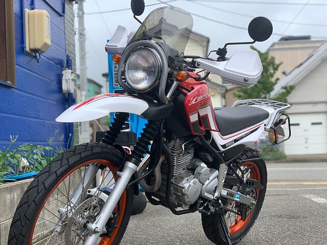 セロー 250 【カスタム多数!FIモデル!】