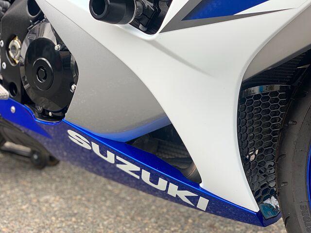 GSX-R1000 【FRタイヤ新品装着済み!FフォークOHサービス!】
