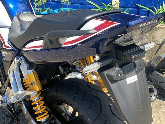 CB1300スーパーフォア 【新車1オーナー!無転倒!超極上中古車両!室内保管!】