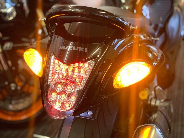 GSX1300R ハヤブサ(隼) 【カスタム総額60万円相当!モトマップ正規 EU仕様!】