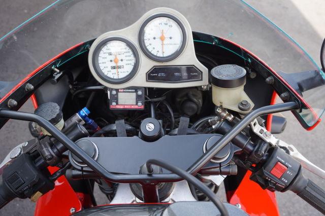GSX-R1100 セミレストア車