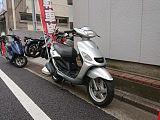 グランドアクシス/ヤマハ 100cc 東京都 ロデオスターモーターサイクル