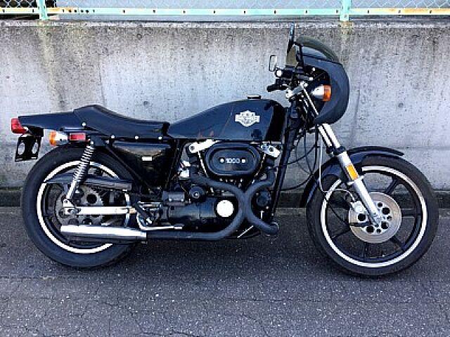 XLCH Harley-Davidson XLCH すべて当時のオリジナル