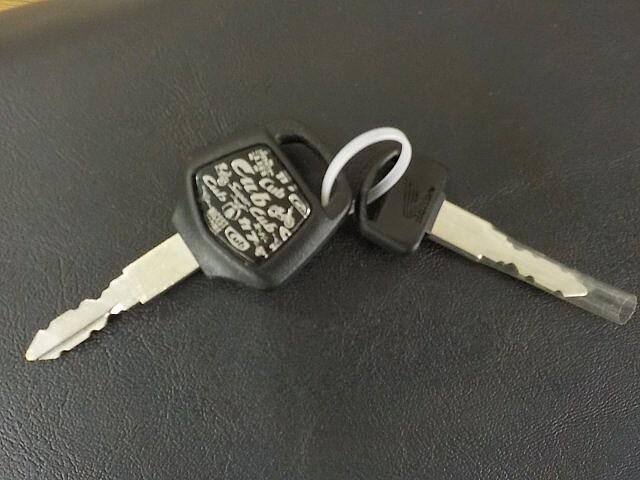 スーパーカブ110プロ C110-3 ロゴ入りシートのおしゃれなカブです☆【マル得】 6枚目:C11…