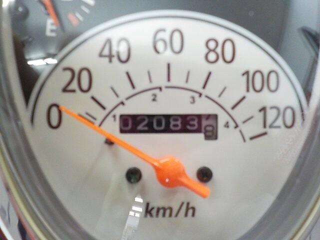 スーパーカブ110プロ C110-3 ロゴ入りシートのおしゃれなカブです☆【マル得】 7枚目:C11…