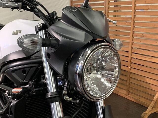 SV650 SV650 ABS ワンオーナー エンジンスライダー 6枚目:SV650 ABS ワンオ…