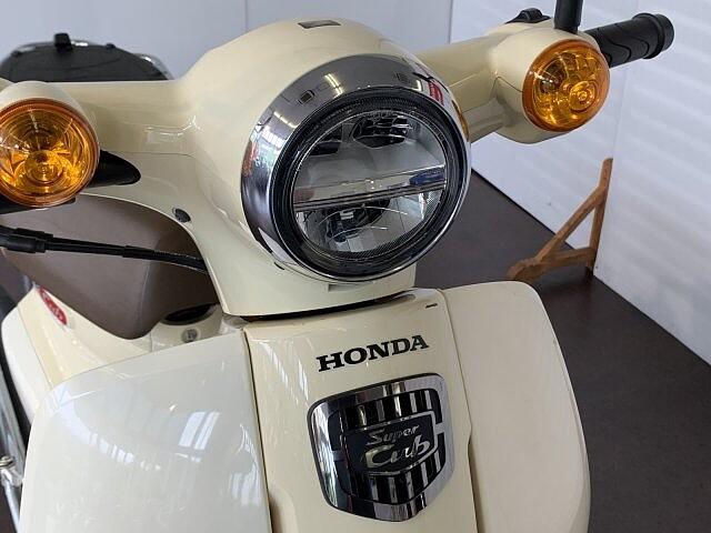 スーパーカブ50 C50 インジェクション LEDヘッドライト 【マル得】 5枚目:C50 インジェ…