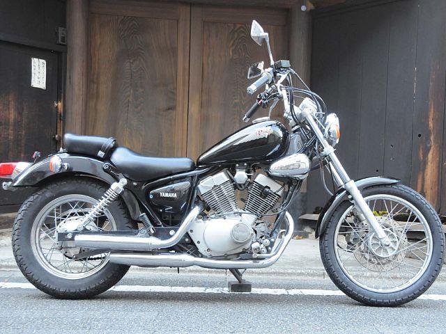ビラーゴ250(XV250) 乗りやすいアップハン!!
