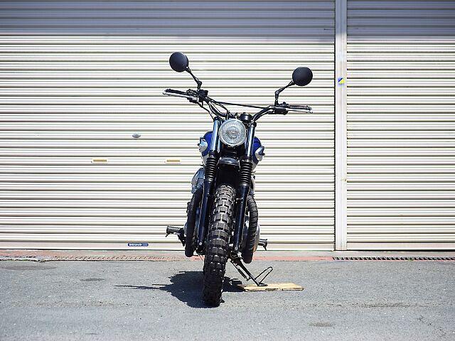 W650 一人二役!スピード&タコメーターでシンプルに。