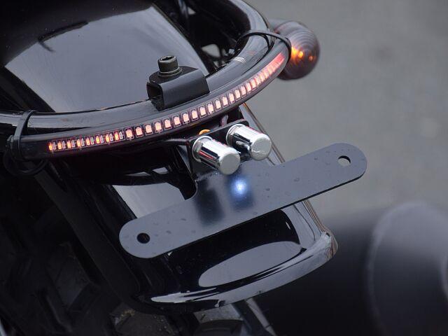 250TR 東京モーターサイクルショー出品車両です。 当店人気のカスタムパーツ、テープライトです!ウ…
