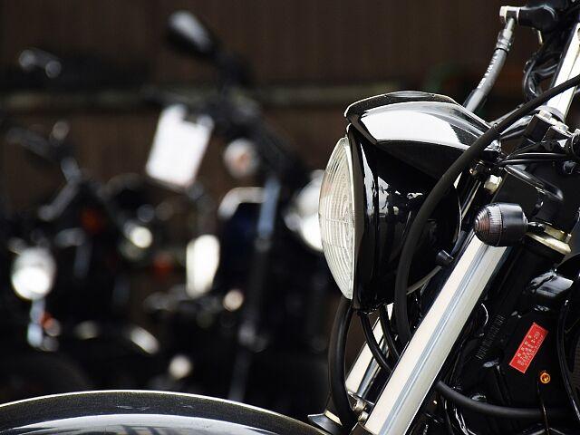 250TR 東京モーターサイクルショー出品車両です。