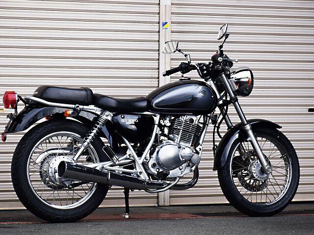 ST250 Eタイプ 低価格で楽しむ間違いないバイク。 6095kmの低走行。