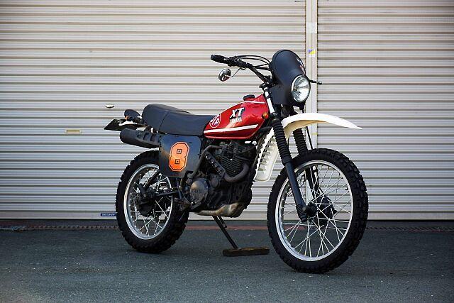 XT250 現状販売、保証対象外となります! 今では大人気のセローやSRの先祖となるXTシリーズ。