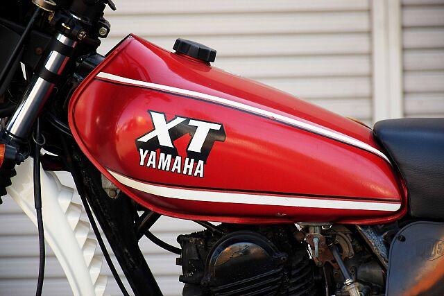 XT250 現状販売、保証対象外となります!