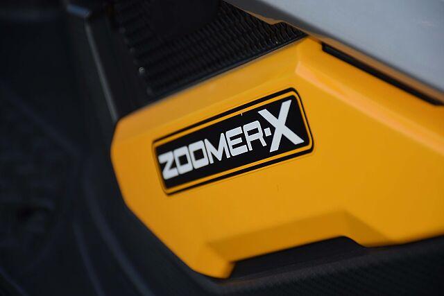 ズーマーX 通勤、通学、レジャーにお勧めです!
