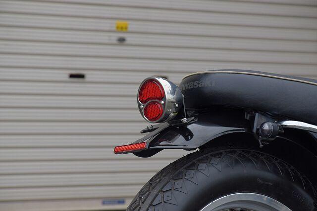 W650 希少なリミテッドモデルをオールディカスタム!もちろん車検対応です