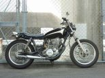 SR500/ヤマハ 500cc 愛知県 AN-BUcustommotors