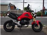 グロム/ホンダ 125cc 神奈川県 アルファ