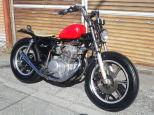 XS250/ヤマハ 250cc 神奈川県 HotRodder (ホットローダー)