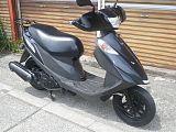 アドレスV125/スズキ 125cc 神奈川県 HotRodder (ホットローダー)