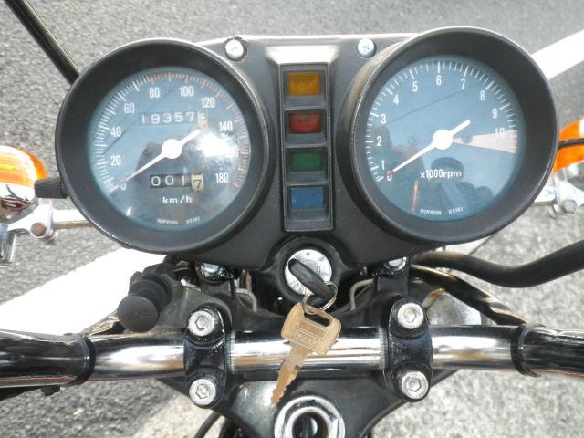 ホーク CB250T