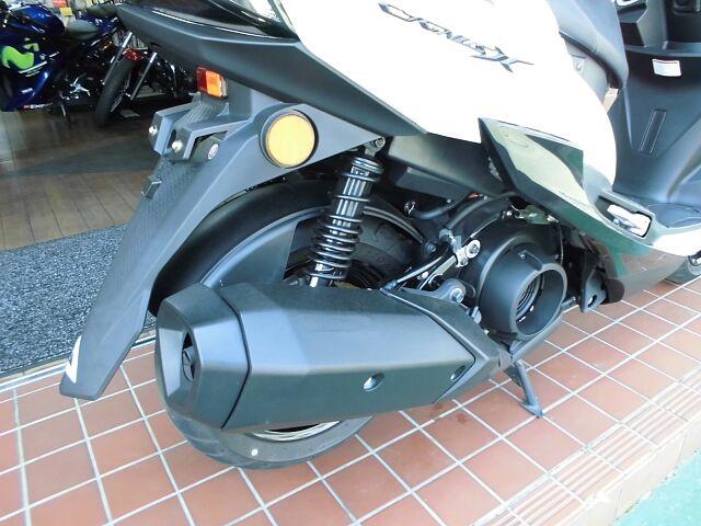 シグナスX SR 4型 SED8J