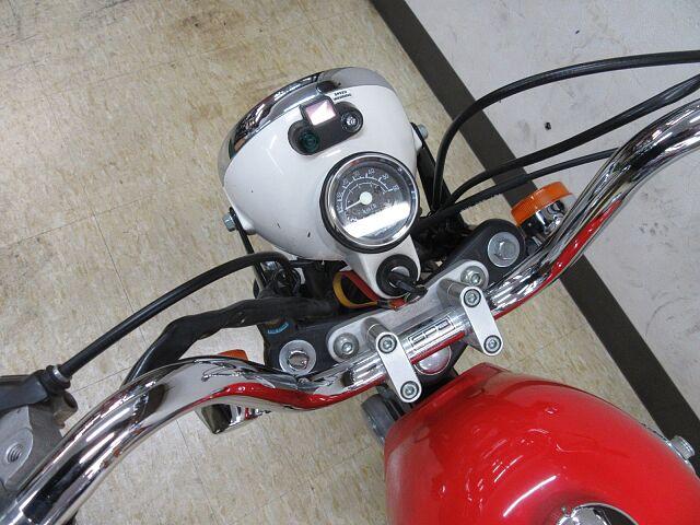 モンキー ハンドル&RPMマフラーのカスタム車です! ☆☆陸運局認証工場完備☆☆メンテナンスもお任せ…