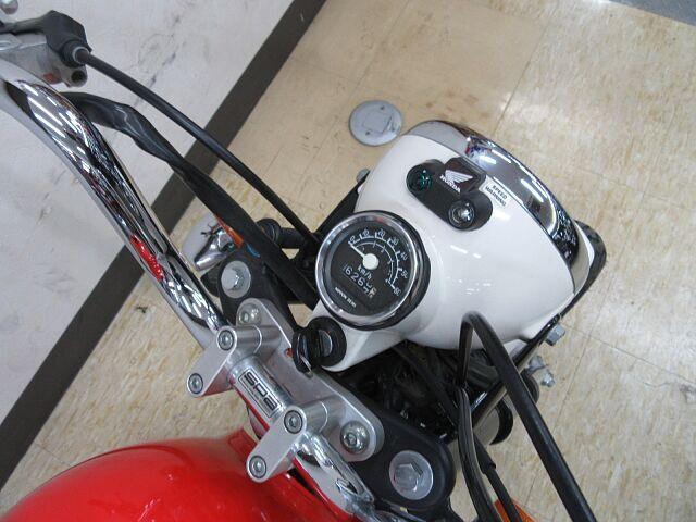 モンキー ハンドル&RPMマフラーのカスタム車です!